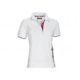 Kawasaki Polo Speed Dames (blanc)