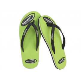 Kawasaki Flip Flops Team Green