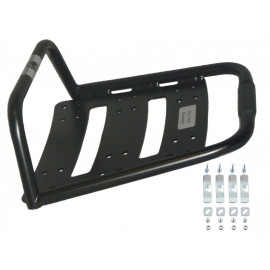 Hepco & Becker Universal Tube luggage rack (black)