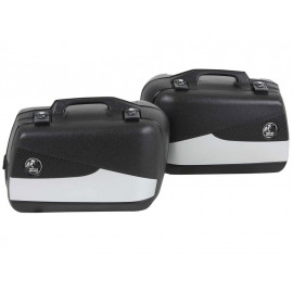 Hepco & Becker Valise latérale moto Set Junior Flash 30