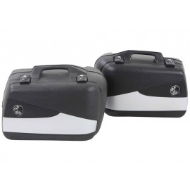 Hepco & Becker Valise latérale moto Set Junior Flash 40