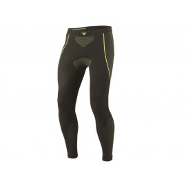 Dainese D-Core Dry Windstopper Pants Lady (black / yellow)