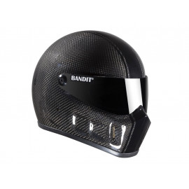 Bandit SuperStreet 2 Carbon Full Face Helmet (carbon) No ECE