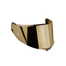 AGV Race 3 / Pista GP-R/ Motorcycle Helmet Visor (gold mirrored)