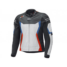 Held Street 3.0 Motorcycle Jacket (red / white / blue)