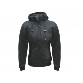 Bores Safety 5 Lady Kevlar Hooded Sweatshirt (black)