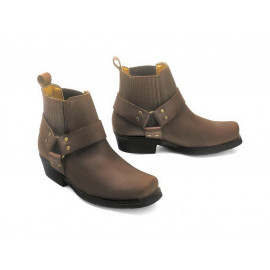 Kochmann Bottes Moto City Biker (marron)