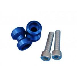 MP Bobines Set Aluminium (bleu) M10x125