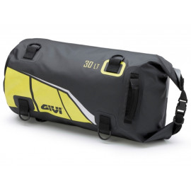 GIVI Easy Bag Waterproof Luggage Roll (30 Liter / black / yellow)