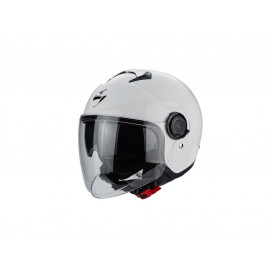 Scorpion Exo City Casque de Jet (blanc)