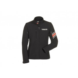 Yamaha REVS Majesty Veste Softshell Dames (noir)
