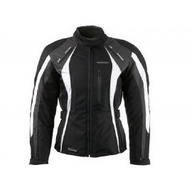 Germot Blouson Moto Messina Dames (noir)