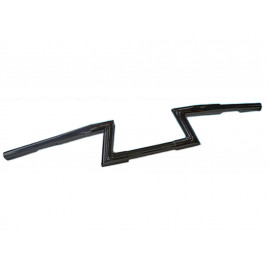 Fehling Guidon Z Low (noir) 1 1/4 Pouce (H12cm) 5-points