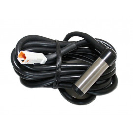 P&W Sensor for Koso Speedometer e.g. for 360-276/360-277 with waterproof Connector (white)