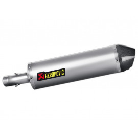 Akrapovic Slip-On Silencieux BMW F650GS / F700GS / F800GS / Adventure (2008-2011) Titane