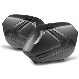 GIVI V37NNT Monokey SIDE Side Pannier Set (Carbon Optic)